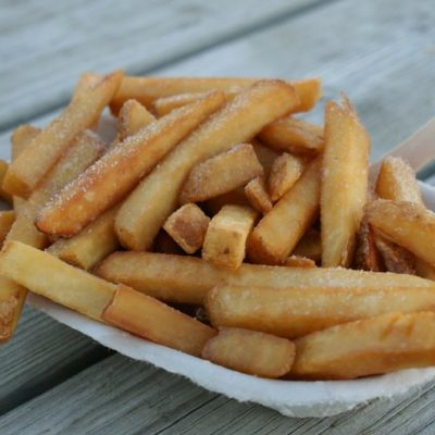 McDonald Style French Fries