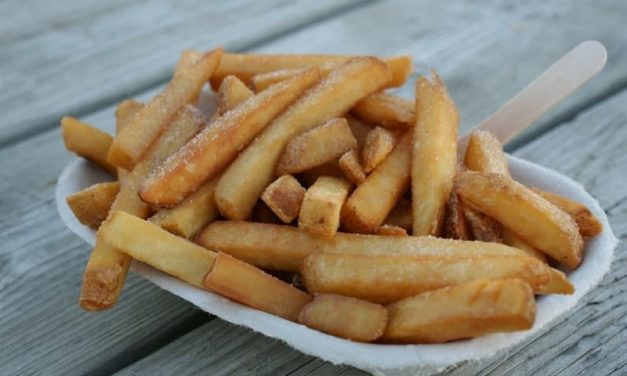 Recipe : McDonald Style French Fries