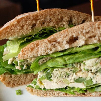 Paneer / Cottage Cheese Sandwich