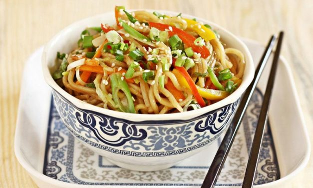 Recipe : Veg Hakka Noodles