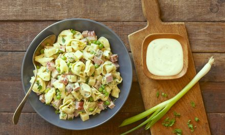 Recipe : Tortellini Pasta Salad with Cucumber