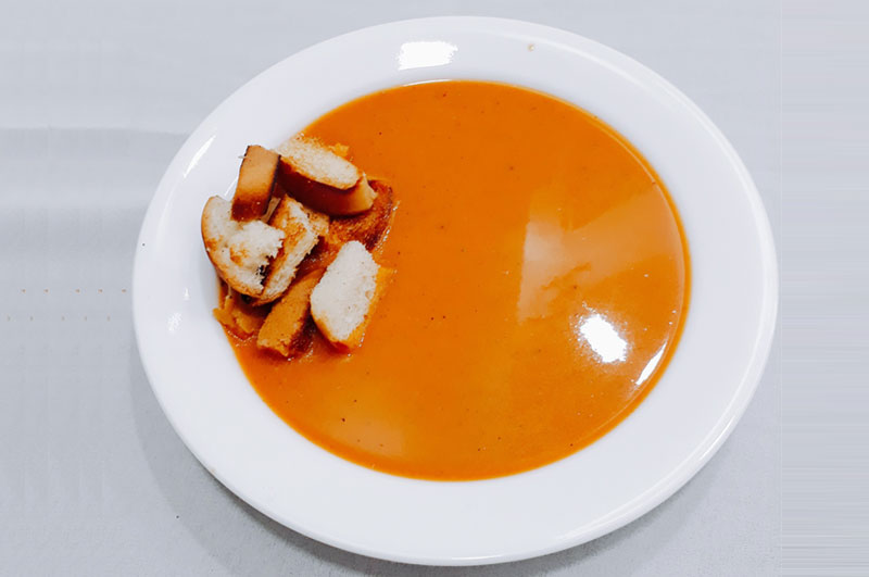 tomato soup healthy vegetable soup recipe