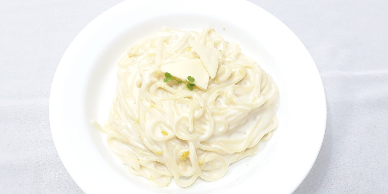 Recipe : Pasta in white sauce