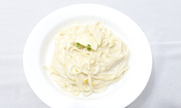 Recipe : Pasta in white sauce