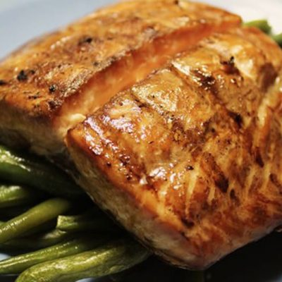 Grilled Seer Fish