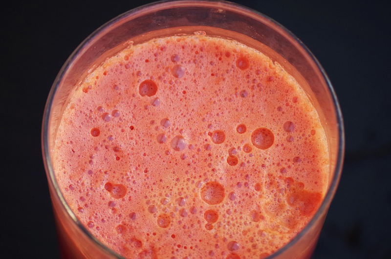 Grapes and Pomegranates Smoothie
