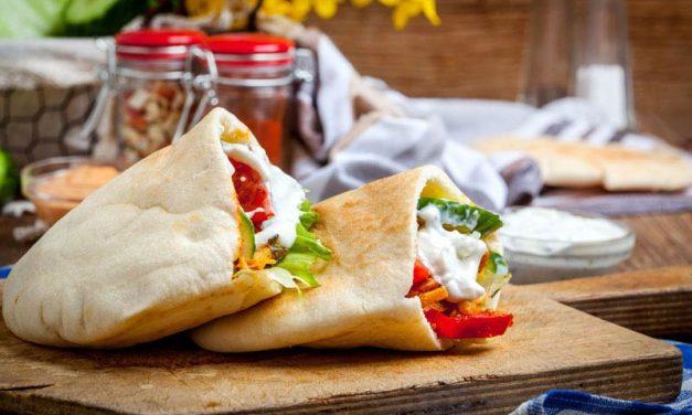 Recipe : Pita Sandwich