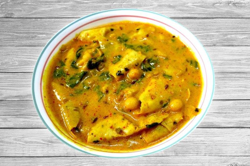 instant-dahi-papad-sabji