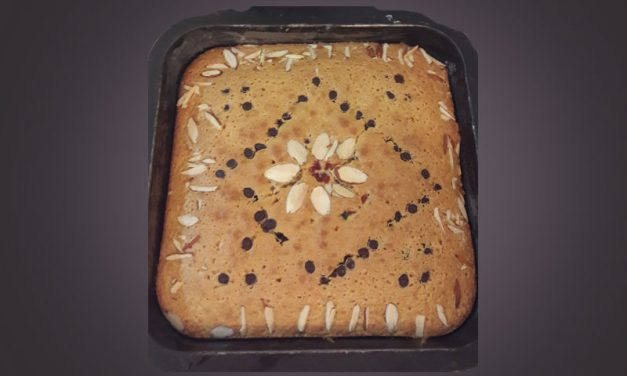 Recipe : Quick and Easy Almond Cake