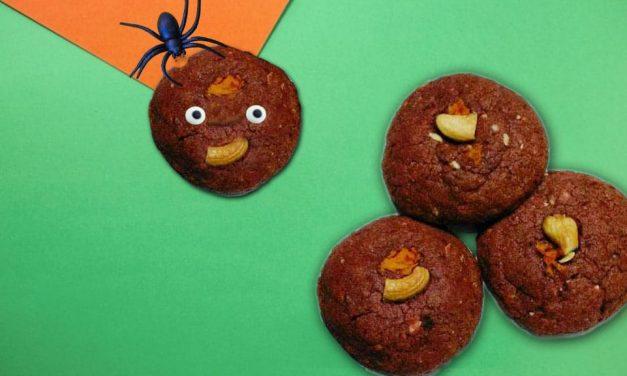 Recipe : Beetroot carrot & Rose Cookies
