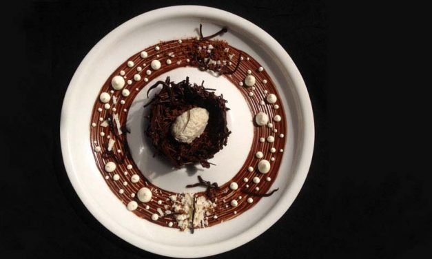 Recipe : Homemade Chocolate Coconut Nest