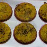 Corn Carrot Muffins