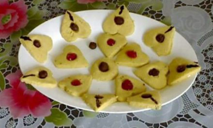 Recipe : How To Make Eggless Pineapple Cookies