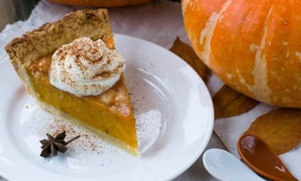 Recipe : Pumpkin Pie Oatmeal with Cracker Crumble
