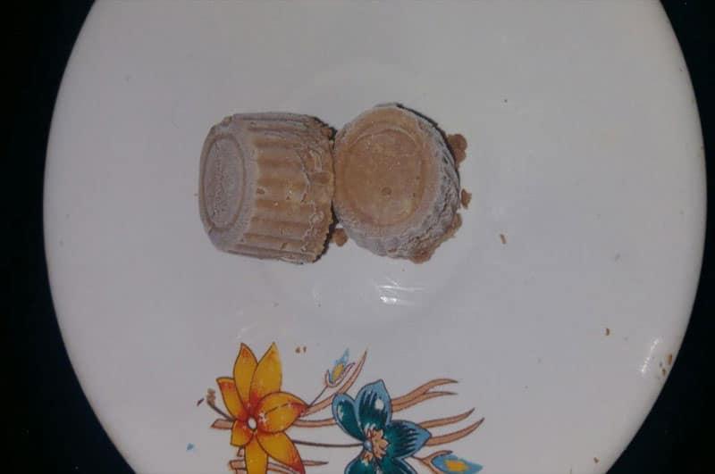 Paneer Choco Truffles