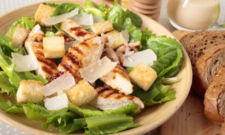 Recipe : Bread Salad with Diced Chicken