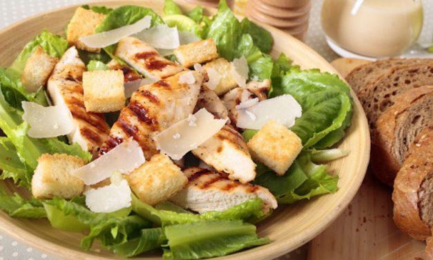 Recipe : Bread Salad with Diced Chicken