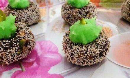 Recipe : Dry Fruits Balls