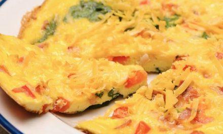 Recipe : Leftover Spaghetti Frittata