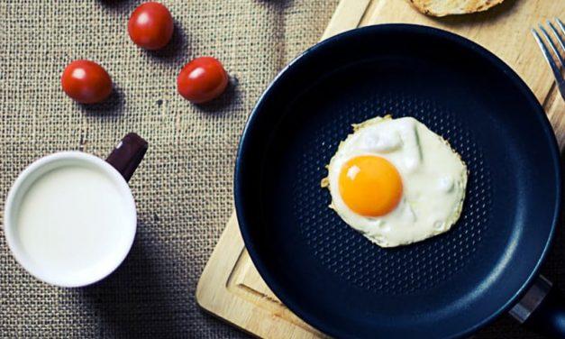 Recipe : Simple Egg Omelette