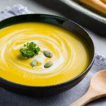 Creamy Butternut Pumpkin Soup
