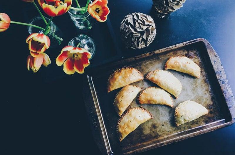 Recipe : Cuban Guava Pastelitos (Guava Pastry)