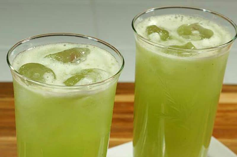 Fresh Raw Mango Juice (Aam Panna)