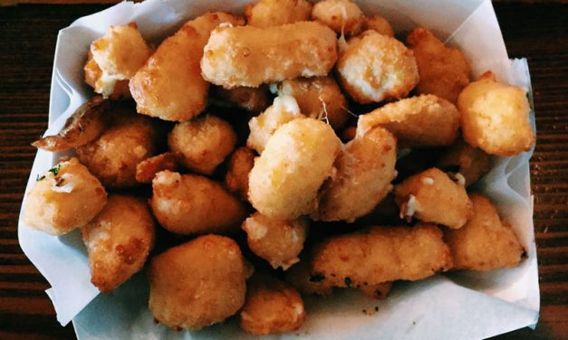Recipe : Fried Cheese Curds