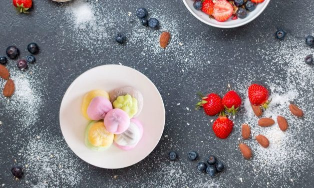 Recipe : Mochi Ice Cream
