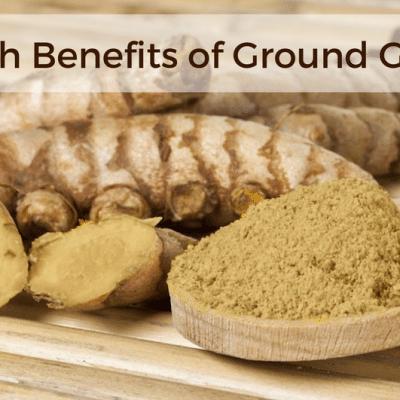 Health Benefits of Ground Ginger