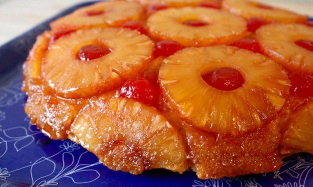 Recipe : Pineapple Upside Down Bundt Cake