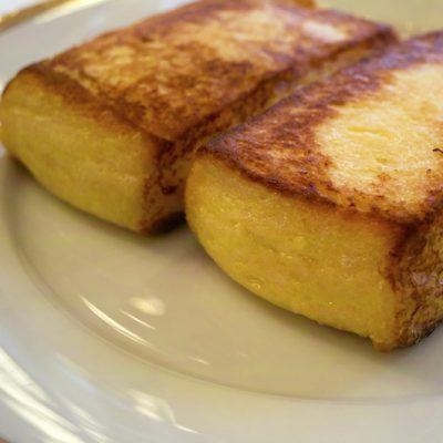 Quick and Easy French Toast Sticks