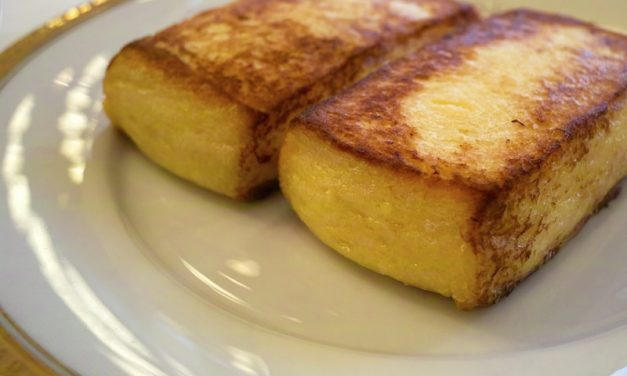 Recipe : Quick and Easy French Toast Sticks