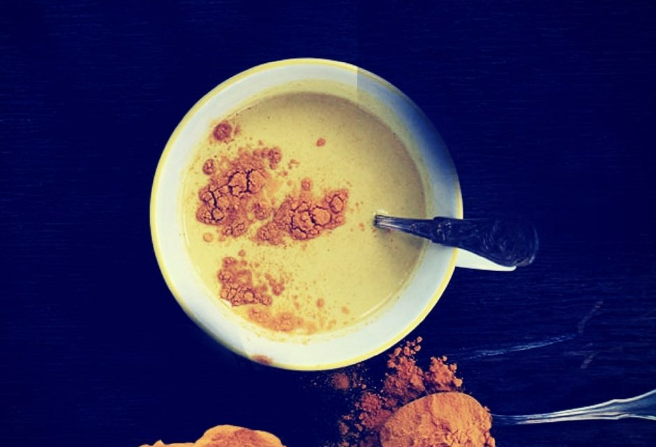 How To Prepare Turmeric Milk For Cough