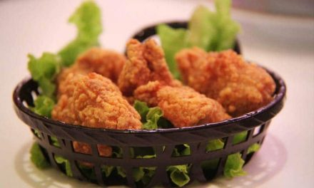 Recipe : Baked Chicken Nuggets