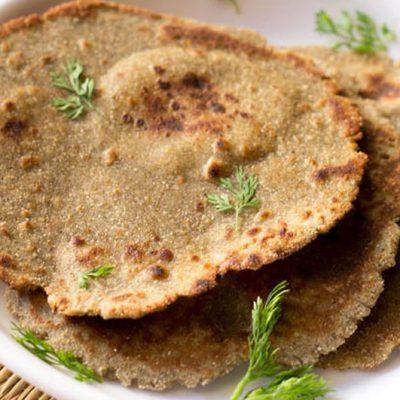 Bhakri A Gujarati Flatbread