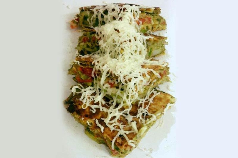 Bombay Style Chapati Sandwich