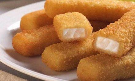 Recipe : How To Make Crispy Fish Fingers
