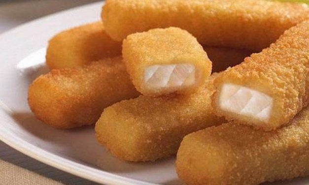 Recipe : How To Make Crispy Fish Fingers