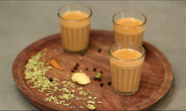 How To Make Real Indian Masala Tea