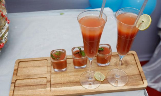 Recipe : Tomato and Herb Drink