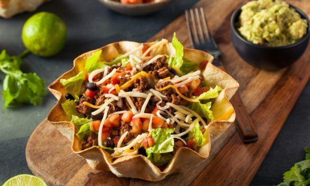 Recipe : Mexican Taco Salad