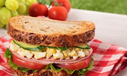 Recipe : Quick Egg Salad Sandwich