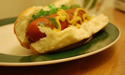 Recipe : Vegetarian Hot Dog