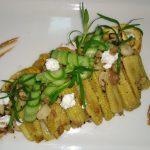 baby corn zucchini salad