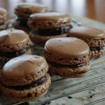 chocolate macaron recipe is perfect dessert after having a perfect romantic dinner