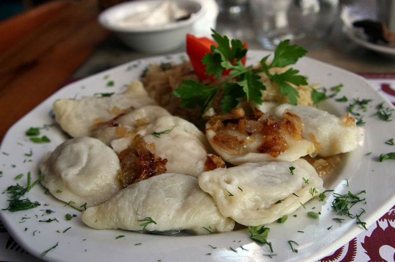 Food Wiki : What is a Pierogi?