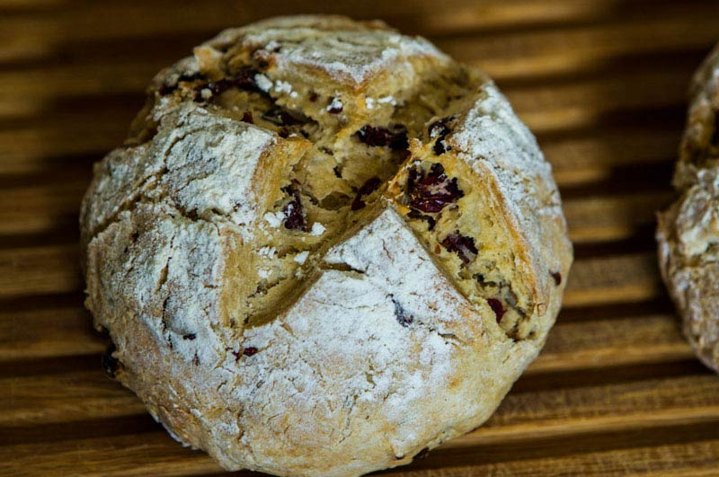 Food Wiki : What is Irish Soda Bread?