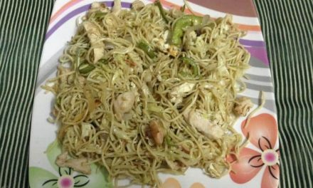 Recipe : Chicken Noodles