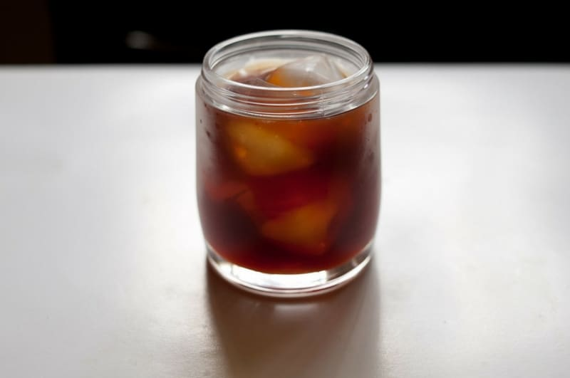 Recipe : Cold Brew Coffee